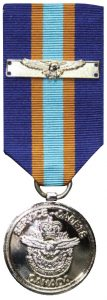 air cadet long service medal