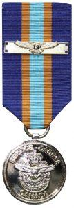 air cadet long service medal