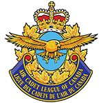 Air Cadet League of Canada Crest -Thumbnail - white background