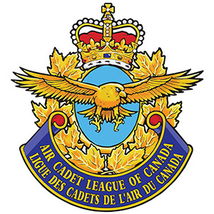 Air Cadet League Of Canada Crest