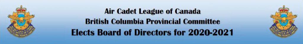 2020 BCPC Board of Directors - header image